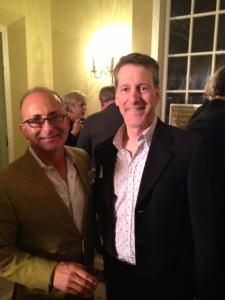 Michael Berman and Russ Diamond