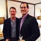 Russ Diamond of Snyder Diamond and Steve Proctor of True Residential