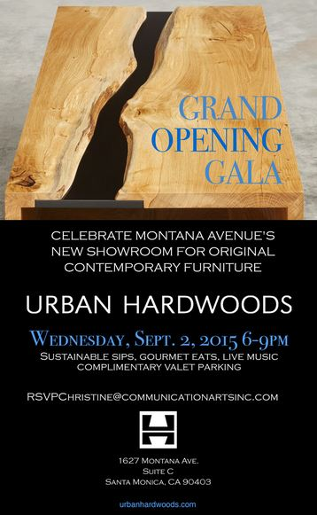 Urban Hardwoods Gala Invite SS