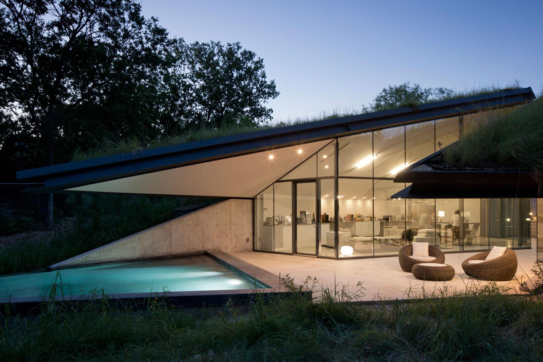 Modern Contemporary Homes Plans On Exterior Design Ideas